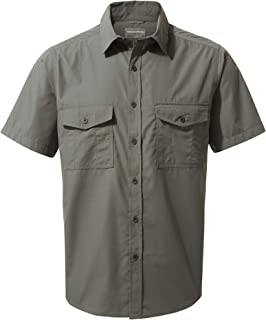 Craghoppers Men's Kiwi Ss Shirt Hiking Shirt