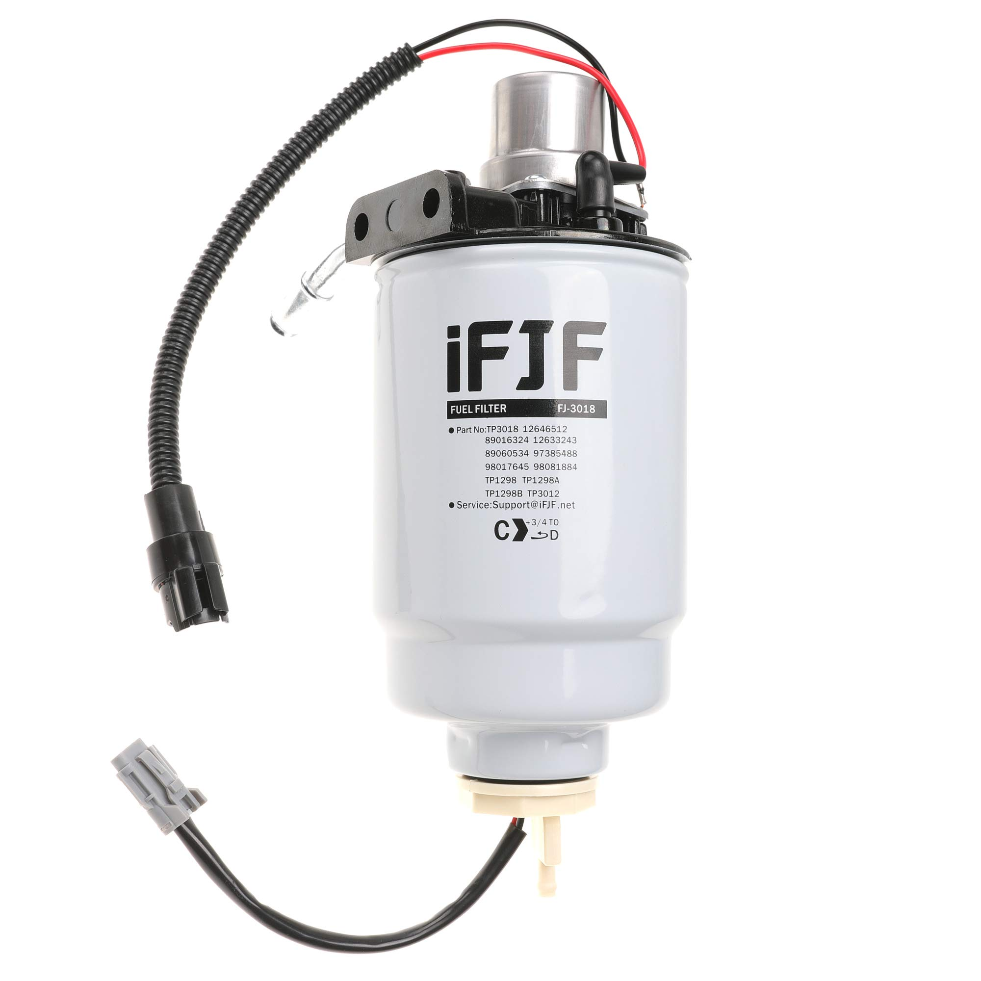 [DIAGRAM_4FR]  iFJF 12642623 Fuel Filter Head for Duramax Fuel Filter Housing 6.6  Replacement for GM Chevrolet GMC Duramax V8 6.6L Lb7 Fuel Filter Housing  2004-2013 (Assembly) - Buy Online in Bahrain. | [missing {{ | Gm 12642623 Fuel Filter |  | Desertcart