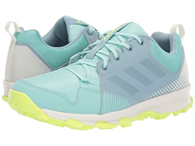 adidas Outdoor Terrex Tracerocker (Clear Mint/Ash Grey/Hi-Res Yellow) Women
