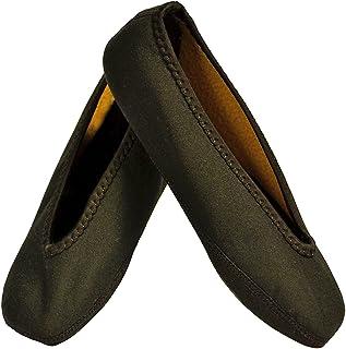 Nufoot Ballet Flat, Black, Small