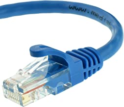 CATVSCOPE CAT6 Ethernet Cable LAN (3 feet), UTP (0.9 Meters) CAT 6, RJ45, Network, Patch, Internet Cable