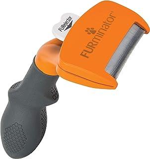 Furminator Undercoat deShedding Tool para perros medianos de pelo corto