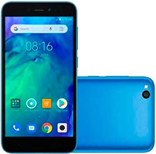 "Smartphone Xiaomi Redmi GO Dual Chip 4G Tela 5,0"" 8GB 1GB 8MP - Azul"