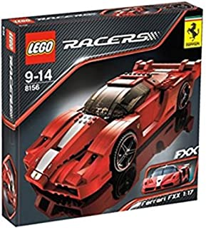 LEGO Racers Ferrari FXX 1:17 8156 [parallel import goods] (japan import)