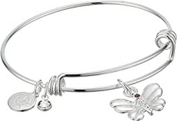 Halos & Glories, Butterfly Charm Bangle