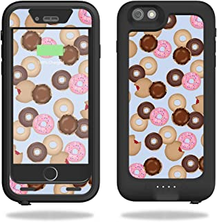 Skin Compatible with Mophie Juice Pack H2Pro for iPhone 6 Plus/6s Plus Case – Donut Binge | MightySkins Protective, Durable, and Unique Vinyl wrap Cover | Easy to Apply, Remove | Made in The USA