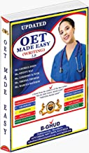 OET Made Easy ( Writing ) 2.0-Preparation Book Nursing -BGhud Publication-English language test for healthcare professionals -George John