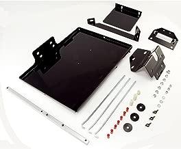 Rugged Ridge 11214.50 Black Dual Battery Tray Kit