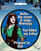 Ata-Boy Princess Bride Inigo Montoya