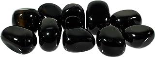 Piedra de ónix negro CrystalAge (20 – 25 mm