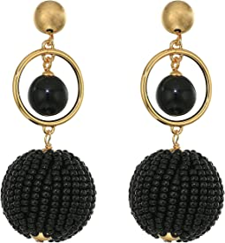 Kate Spade New York - Beads and Baubles Drop Earrings