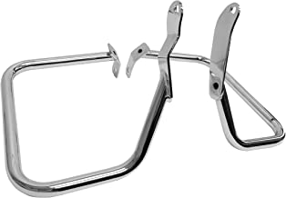 Softail Heritage, Custom, Fat Boy, Deluxe, Night Train, Springer HANSWD Saddlebag Supports for 84