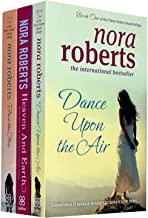 Three Sisters Island Trilogy Collection 3 Books Set By Nora Roberts (Dance Upon The Air, Heaven And Earth, Face The Fire)