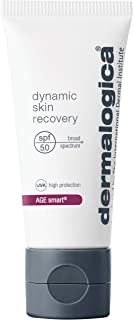 Dermalogica AGE Smart Dynamic Skin Recovery SPF50, 0.40 Fl Oz - Anti Aging Non-Greasy Face Sunscreen Lotion with Broad Spectrum SPF 50 for Daily Use