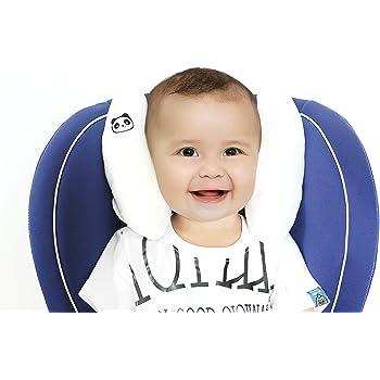 Cochecito Coj/ín Ni/ños Ni/ños Peque/ños cochecito admite color 2 Talla:M conjuntos de cabeza y cuello para ni/ños Asiento ajustable almohada cervical Auto de almohada de viaje para Baby Asiento