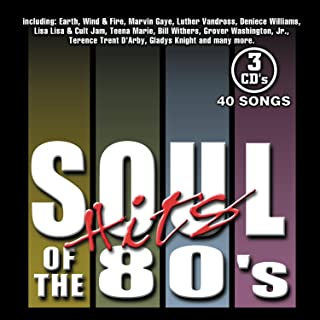 Soul Hits Of The 80's Revised Set