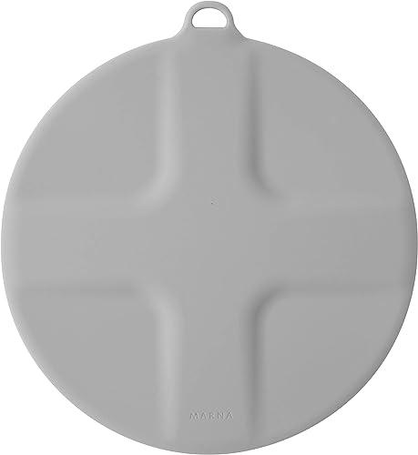 マーナ(MARNA) つけ置き洗いキャップ シンク 掃除 つけ置き 丸洗い 止水キャップ W644GY グレー 17cm