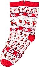 Kerst Familie Bijpassende Sokken Plaid Elk Snowflake Katoenen Sokken Voor Ouder- Kind Baby Xmas Sok