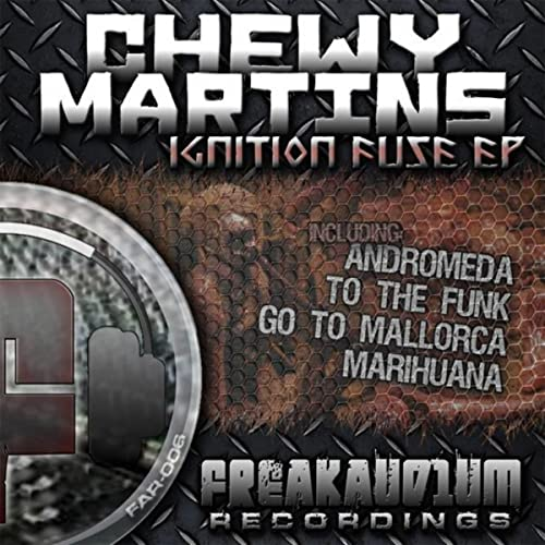 Amazon.com: Ignition Fuse EP: Chewy Martins: MP3 Downloads