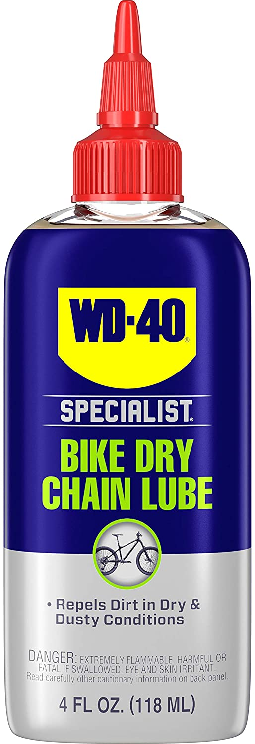 excellence WD-40 Specialist NEW Bike Dry OZ Lube 4 Chain