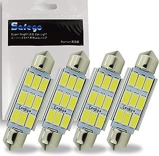 T10 Luci laterali LED Lampadina Canbus Errore Bianco 27 LED SMD DRL lampada Indicatore di parcheggio per auto Auto Dashboard Dome piastra di targa interna Lampadina a cuneo