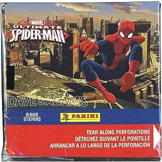 Best panini spiderman stickers Reviews