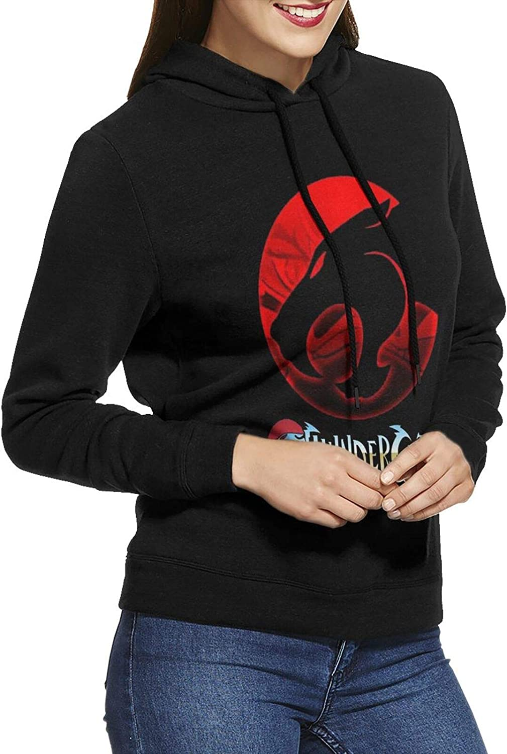 Thundercats Hoodie Women'S Casual Cotton Sleeve At the price Long cheap Sweatshirts