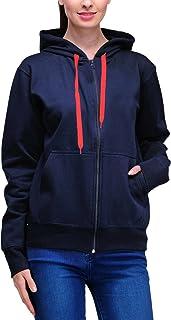 Scott International Men's Cotton Hooded Sweatshirt