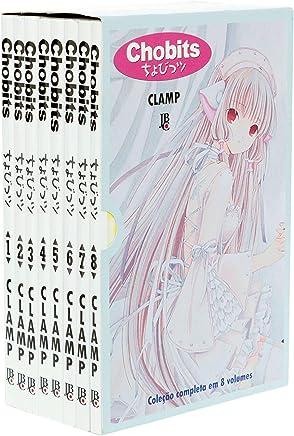 Box Chobits Especial - Volumes 01 Ao 08