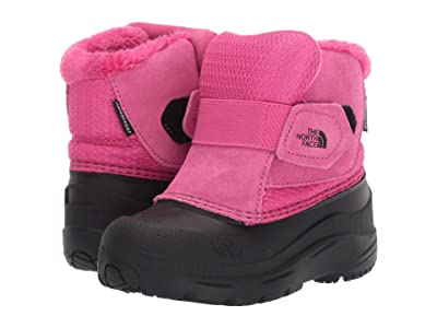 The North Face Kids Alpenglow II (Toddler) (Mr. Pink/TNF Black) Kids Shoes