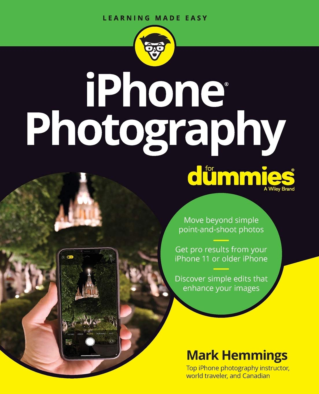 Image OfIPhone Photography For Dummies