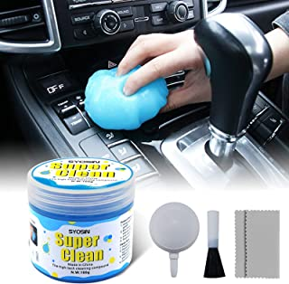 SYOSIN Car Cleaning Gel for Car Detailing Tools Keyboard Cleaner Automotive Interior Cleaning Car Detailing Supplies Dust ...