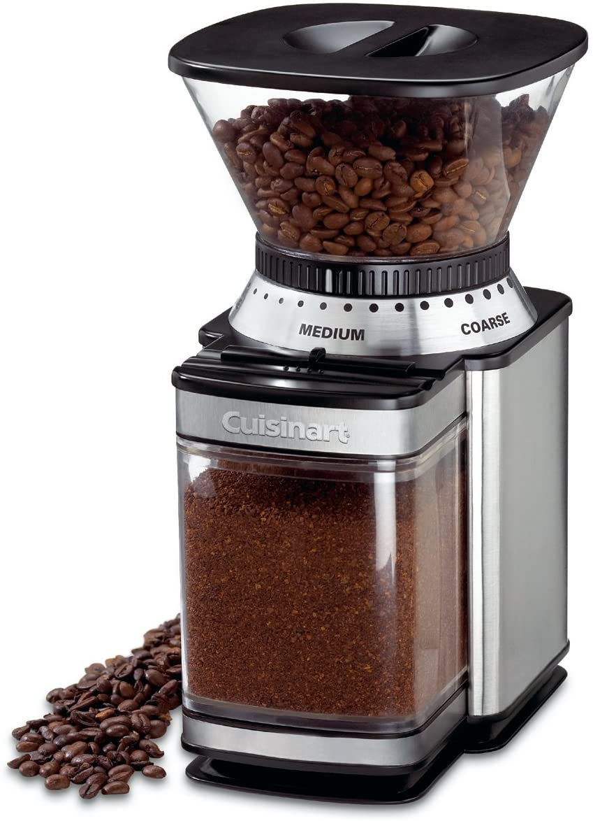 Max 73% OFF Cuisinart DBM-8 Supreme Grind Mill Burr Automatic Popular overseas