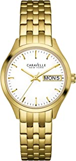 Caravelle New York Carvelle New York Ladies Quartz Watch 44N107
