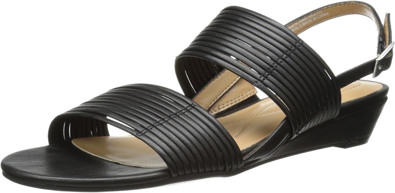 Andrew Geller Women's Heads Up Wedge Sandal