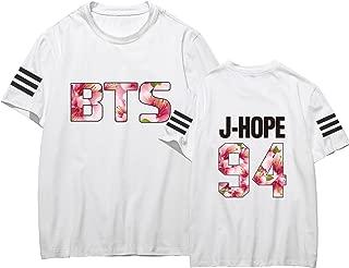 Kpop BTS Tshirt Love Yourself Shirt Suga Jungkook Jimin V Rap Jhope Jin t Shirt