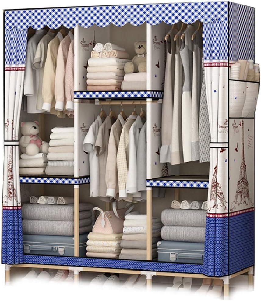 BYCDD Ranking TOP13 Portable Closet Cloth Wardrobe Phoenix Mall Bedroom Wood Gar Solid for