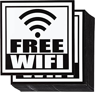 Best wifi available sign Reviews
