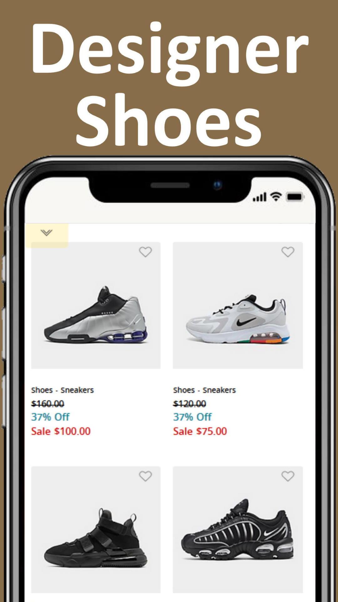 Designer Apparel Sales