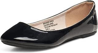Best black shiny shoes women's Reviews