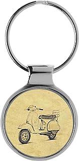 KIESENBERG Schlüsselanhänger Geschenke für Vespa PX Motorrad Fan A 20424
