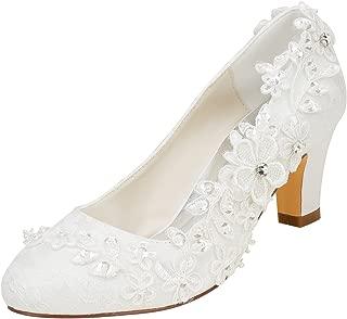 Best silk bridal shoes Reviews