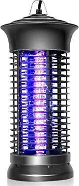 Bug Zapper Insect Killer Fly Trap - Indoor & Outdoor - Mosquito Trap Insect Zapper - Fly Zapper Mosquito Killer Safe & Non-To