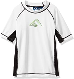Kanu Surf Boy's Rash Guard Shirt