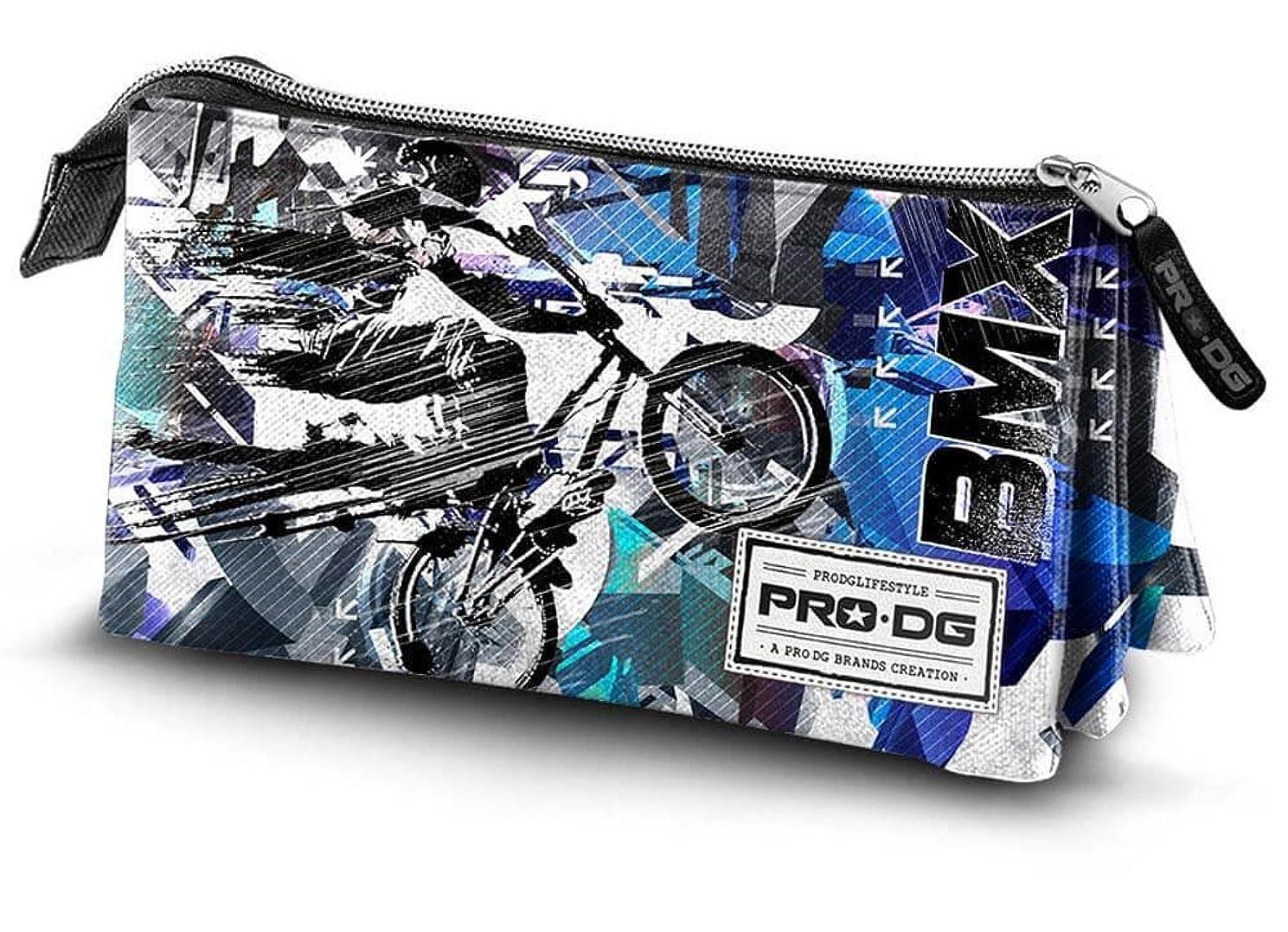 Pro DG BMX triple pencil case