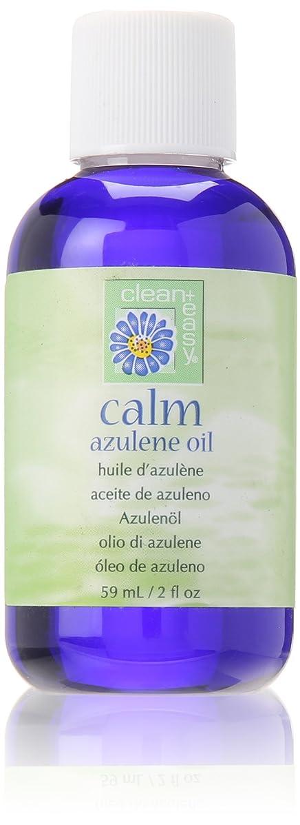 Clean + Easy Calm Azulene Oil, 2 Fluid Ounce