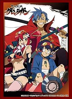 Tengen Toppa Gurren Lagann Trading Card Game Character Sleeve Anime Vol 1438
