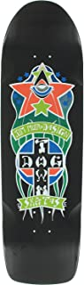 Dogtown Skateboard Deck Red Dog Triplane Black 8.87
