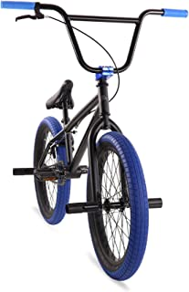 Best black and blue bmx bike Reviews