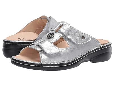 Finn Comfort Pattaya 2558 (Silver) Women